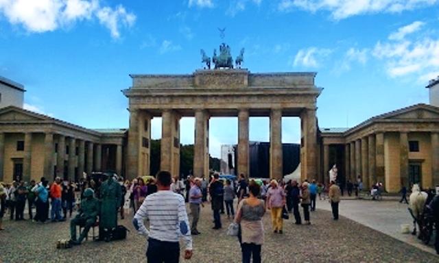Dia Mundial sem carro: Free Walking tour em Berlim, na Alemanha
