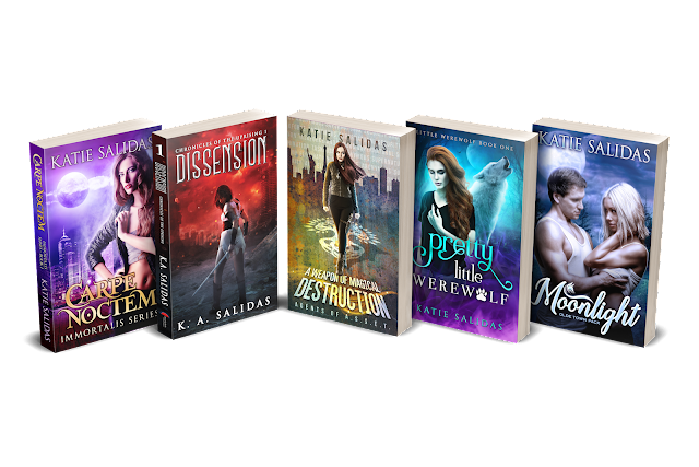 fantasy books for teens