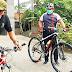Eka Santosa Gerakan Hejo Giat 'Tour de Mangunjaya' Bersama Jeje Wiradinata – Tingkatkan SDM