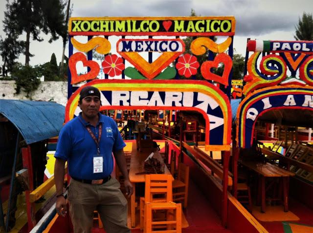 Triste y abandonado, así luce Xochimilco luego del terremoto