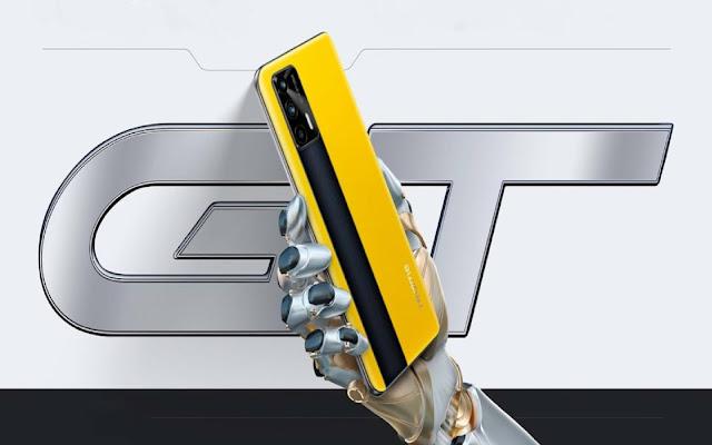 هاتف Realme GT يصل رسميا إلى الأسواق العالمية