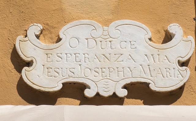 lapide spagnola del '600
