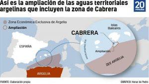 بالصورة...إيطاليا وإسبانيا تحذران بمحو الجزائر من الخريطة بعد أطماع تبون بضم مياه بحرية للحدود الجزائرية