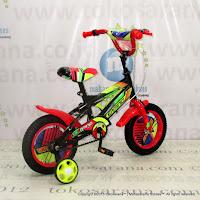 Sepeda Anak Erminio ER2305 Sport BMX 12 Inci