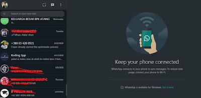 5 Cara Menggunakan Whatsapp Web Di Laptop Dan Komputer 2020