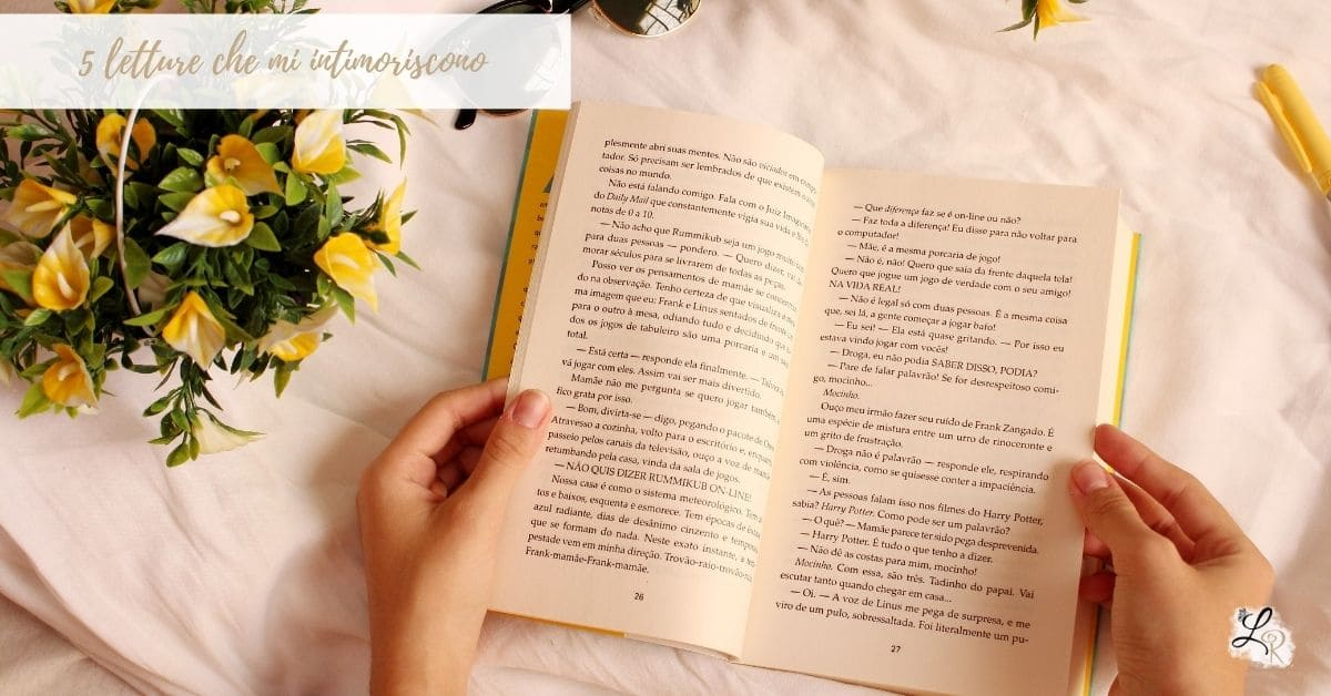 5 letture che mi intimoriscono