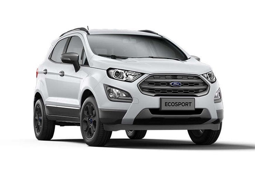 The Hotly Anticipated Ford Ecosport Subcompact Suv Is Good To Go To Go At A Bargain In India Today The Refreshed New Ecosport  Model Accompanies A