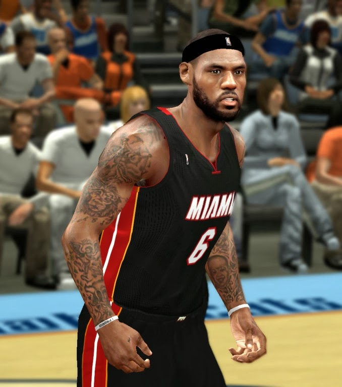 NBA 2K14 PC Next-Gen Graphics Mod