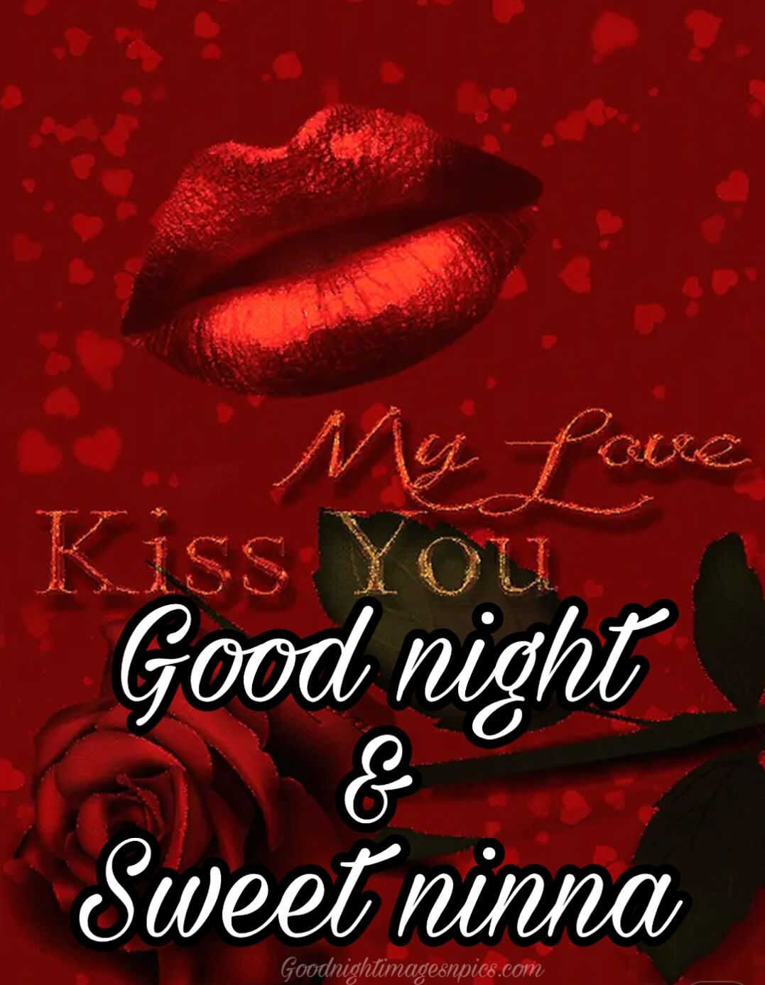 Lovely good Night Images Of Love