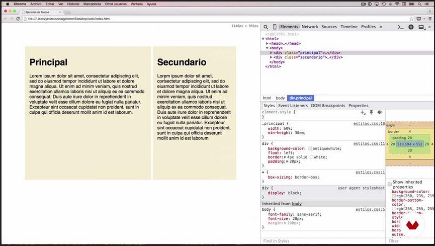 Introducción al Desarrollo Web Responsive con HTML y CSS Full