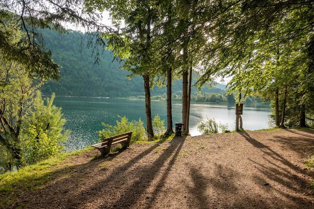 Hintersee Rundweg und Eiskapelle Faistenau  Wandern in der FuschlseeRegion 11