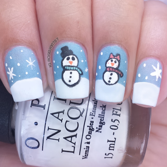 12 Days of Christmas: Snowmen