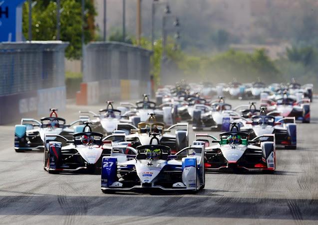 Formula E schedule 2021