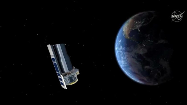 Tras 16 años, la NASA jubila a telescopio espacial Spitzer