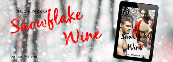 Snowflake Wine banner