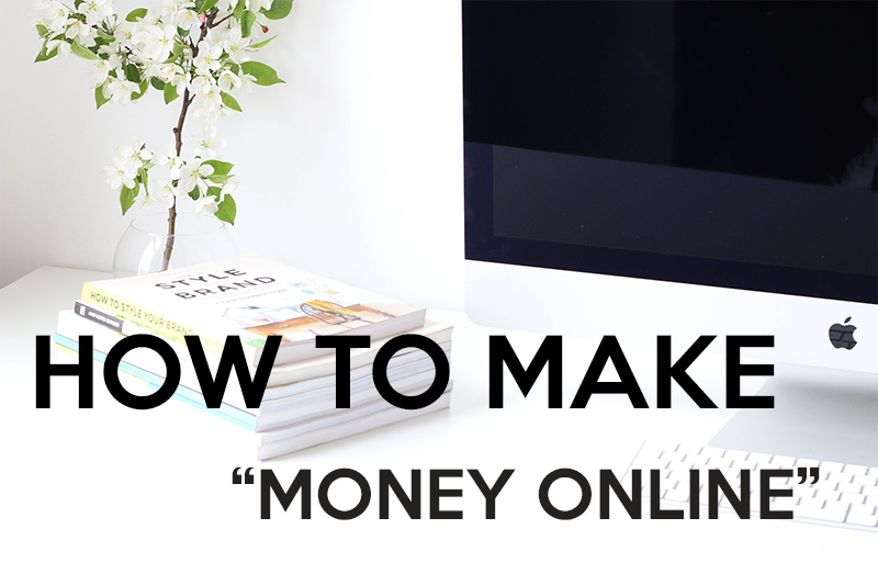 5 Tips making money online that actually works!