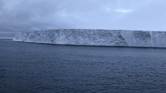 maior iceberg do mundo