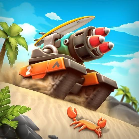Pico Tanks: Multiplayer Mayhem v38.1.3 Apk Mod [Munição Infinita]