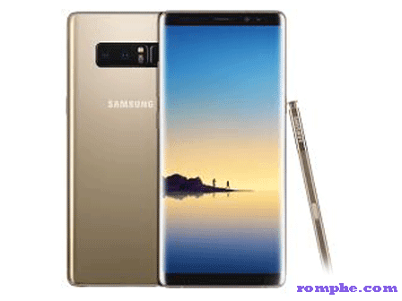 Firmware Download Original Samsung Galaxy Note 8 SM-N950U
