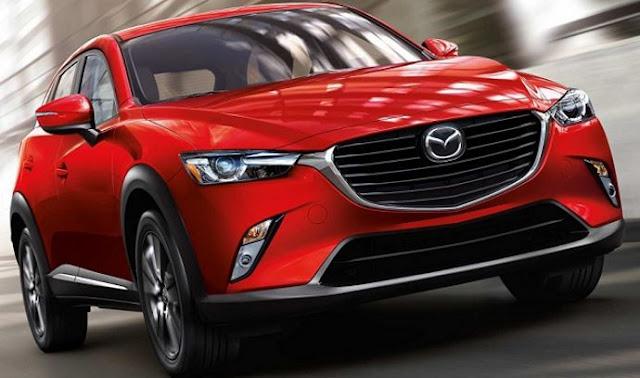 2018 Mazda CX-3 Price, Release Date, Design, Specs