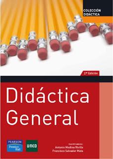 Libro Didáctica General Colección Didáctica