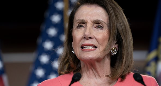 Nancy Pelosi Continues Her Insanity, Calls for a Trump Intervention