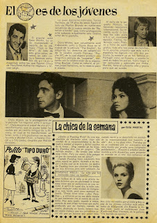 Blanca nº 7, 3 de Abril de 1961