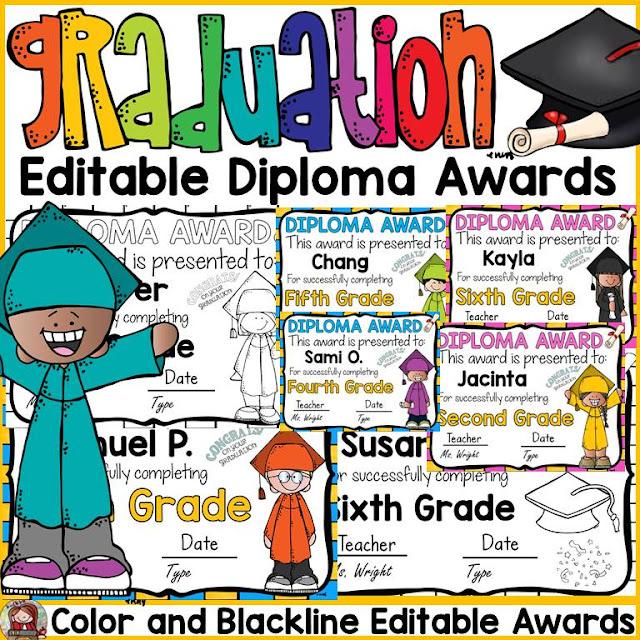 graduation awards