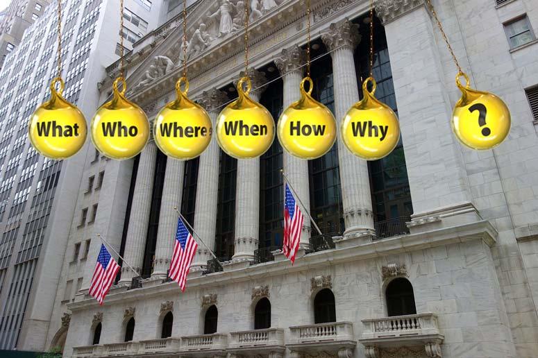 متى تبدأ الأزمة الإقتصادية العالمية في الحدوث؟