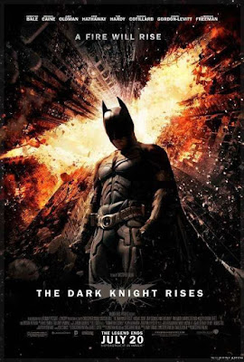 The Dark Knight Rises (2012) Blu-Ray