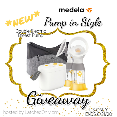 NEW Medela Pump in Style