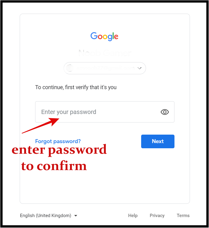 enter-password-to-confirm