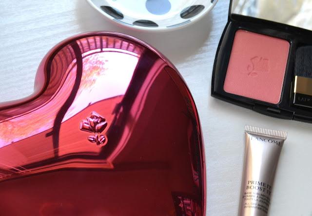 Lancome Monsieur Big Heart-Shaped Eyeshadow Palette