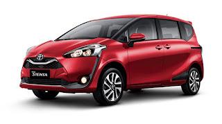 Harga Toyota Sienta