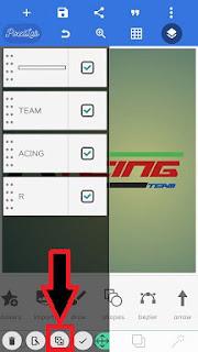 Tutorial Cara Membuat Stiker Racing di PixelLab Android