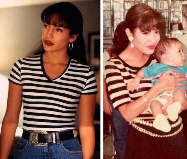 Jennifer Lopez em Selena