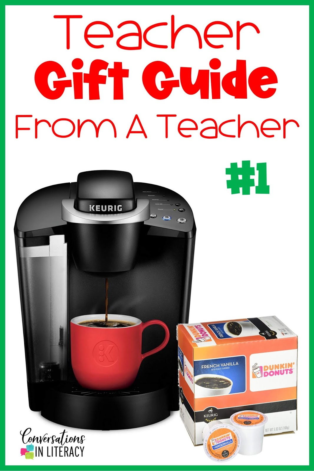 Teacher Gift Guide By A Teacher Conversations In Literacy