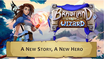 Braveland Wizard Mod Apk + Data free on Android