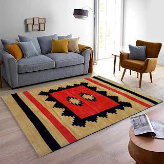 Shatranji (শতরঞ্জি) Floor Mat SC-3586
