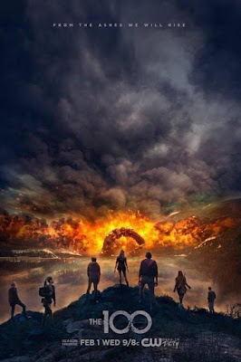 The 100 Temporada 4 WEB DL 720p Dual Latino/Ingles