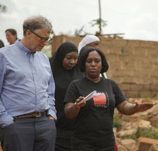 Bill Gates Joins Instagram From Tanzania