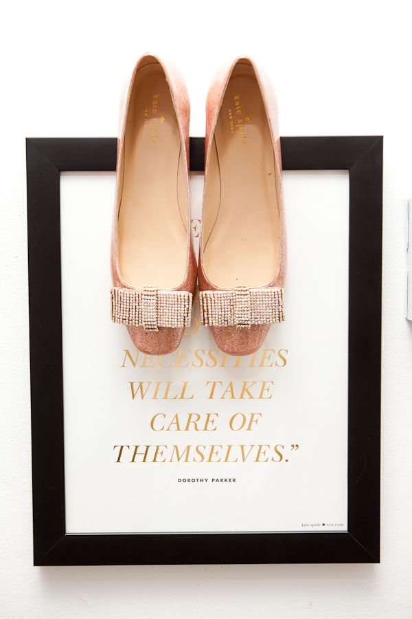 Shoes by Kate Spade New York and Quotes