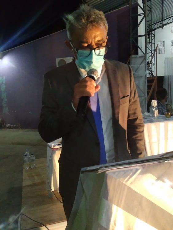 Vereador Gonçalo Moura é reconduzido a presidência da Câmara de Elesbão Veloso.