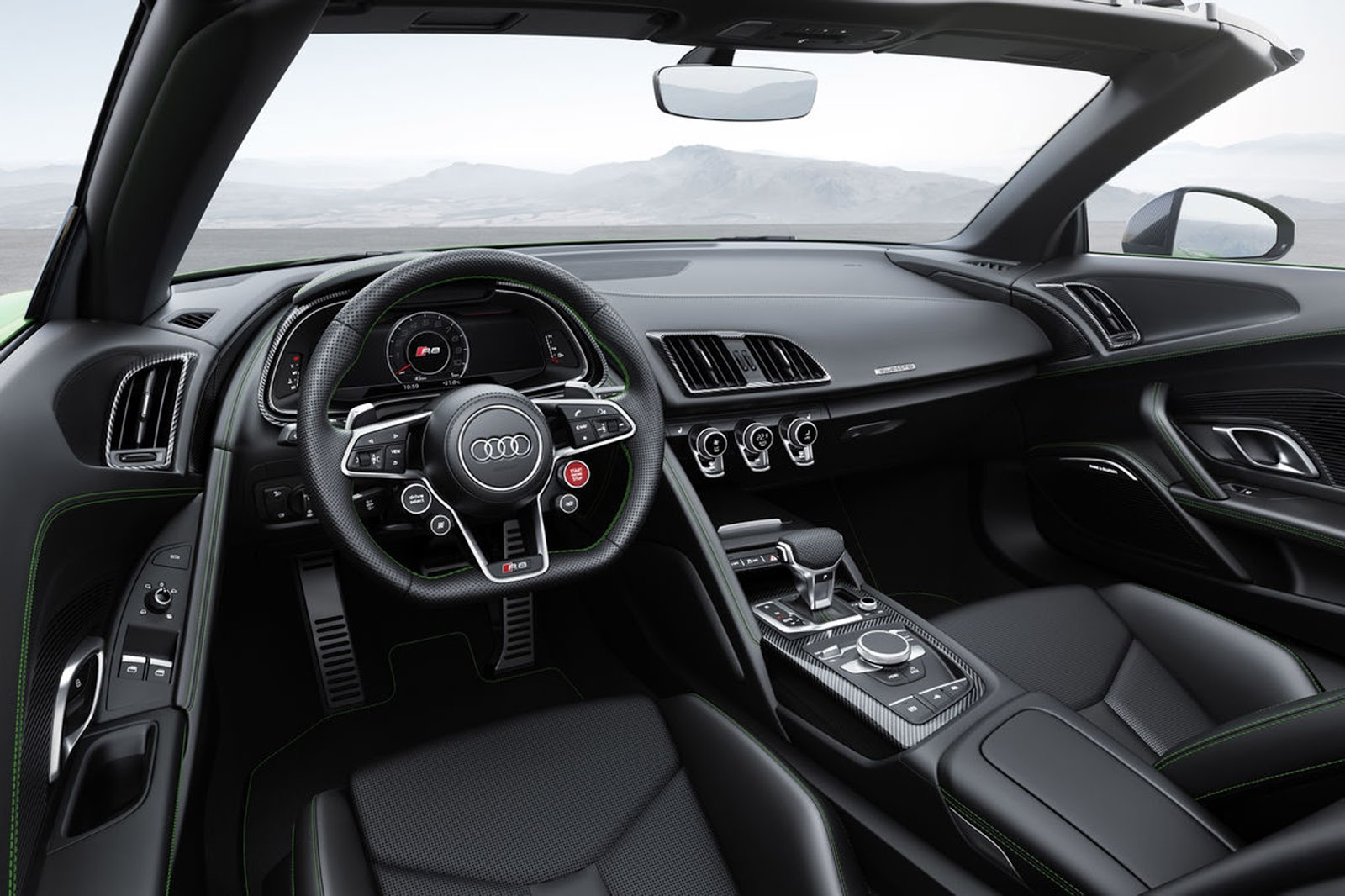 2019 Audi R8 V10 Plus Spyder Coupe Convertible Facelift Gt And
