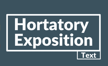 Hortatory Exposition Text : Pengertian, Generic Structure ...