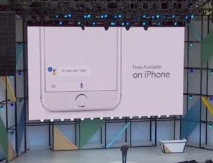iPhone Users Will now Enjoy Google Digital Assistant