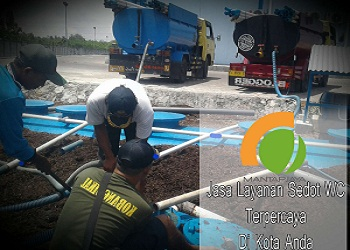 Sedot WC Babat Jerawat Surabaya