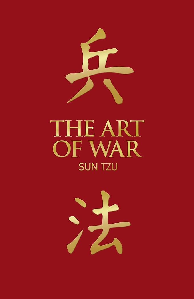 Sun  Tzu, Savaş Sanatı Bölüm I, Planlama - Girişimciler İçin Altın Öğütler
