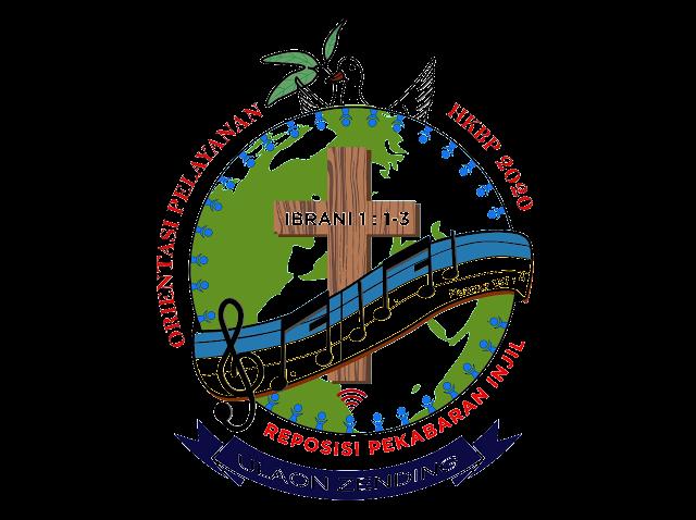 Inilah Logo dan Nyanyian Orientasi Pelayanan HKBP Tahun 2020
