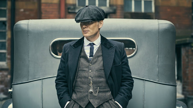 Thomas Shelby: Being an idealist and opportunist